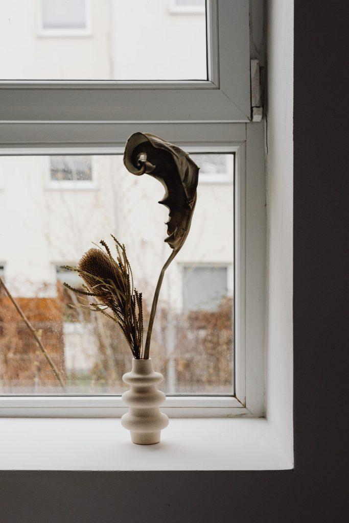 beton cire vensterbank